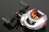 Wholesale SY100 BAT10 BB RB New bait casting reels lure Tackle fishing reels Lure Reel Water Drop Wheel