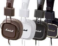 Cheap Marshall Major Headphones Deep Bass DJ Hi-Fi Headsets HiFi Earphones Professional DJ Monitor Headphones with micrlphone
