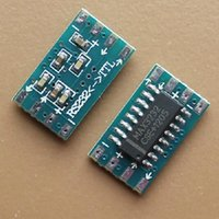 Wholesale 2PCS Delicate Brief Serial Port RS232 to TTL Converter Adaptor Module Board MAX3232 bp