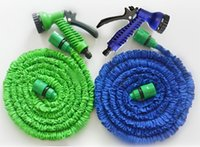 Wholesale Garden Water HOSE Expandable Flexible Car Washing water Pipe Up To Times with Size FT FT FT FT high quality