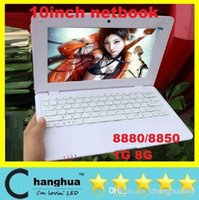 netbooks - NEW inch mini laptop android4 via8880 netbooks GB GB with wifi DHL free