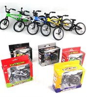 bicycle spares - Hot sales Finger Bikes Spare wheel Tool Set Mini simulation bicycle Toy extreme sports Funny New strange toy gifts for boys