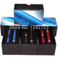 Cheap Wholesale-ago G5 dry herb vaporizer pen vapor cigarettes kits dry herb atomizer LCD Display Vapor pen E Cigarette wax herbal vaporizer