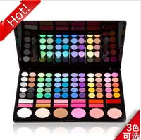 Cheap 78 Color Professional Eyeshadow Palette Fashion Makeup Palette Make Up Cosmetic Eye Shadow 60 Colors EyeShadow 12 Colors Smoky 20set