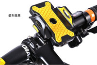 Wholesale General Motorcycle Bicycle Bike Mobile Phone Mount Holder Stand For Mobiles I5 Note2 n7100 Galaxy s3 iphone4s GPS