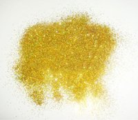 fine glitter - g bag quot mm Laser Gold Color Shining Fine Nail Glitter Dust Powder for Nail Art DIY decoration