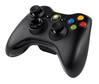 xbox360 wireless controller - Black Color For XBOX Controller Original Wireless Joystick joypad for XBOX360 Wireless Gamepad With Logo High Quality