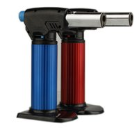 Wholesale Soulton Glass Butane Gas Torch Butane Torch Tool Which Creates Hot Flame Using Butane Selling Without Gas FG