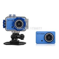 Wholesale Outdoor sport lover diving lover best choice action cam with degree wide angle lens