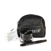 Wholesale Long Lasting Wear Ultra Black And Brown Waterproof Eyeliner Gel Cream With Brush Solid Eye Liner Makeup Set