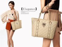 Wholesale Paris Spring new European and American big noble fashion handbag shoulder bag woman bag