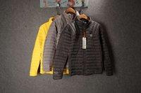 Wholesale Winter White Duck Down men Down Parkas men outwear Stand Collar coat warm jacket color size m xxxl
