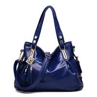 flower handbags - Hot Selling Quality PU Leather Tassel Women Bag Shoulder Bags Women Messenger Bags Women Handbag Women Leather Handbags KLY8839