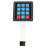 array electronic - Office amp Home x Matrix Array Key Membrane Switch Keypad Keyboard for Arduino AVR PIC Electronic Component