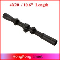 Cheap High Quality Telescopic Scopes Sights Air Riflescope 4x20 Riflescopes Hunting for 22 Caliber Rifles and Airsoft Guns