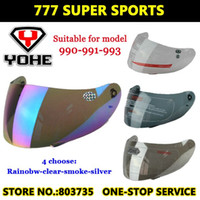 Wholesale Original Yohe YH990 Exclusive Motorcycle Helmet Anti UV Anti Scratched Visors Shield