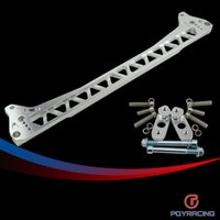 Wholesale PQY RACING NEW SUB FRAME BRACE FOR Function Sytle Billet Subframe Brace For Civic Del Sol EG PQY1012F