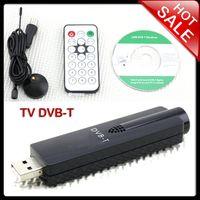 Wholesale Wireless Digital Terrestrial TV Antenna USB DVB T Dongle Stick