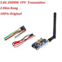 rc transmitter - Hot RC G MW Video AV Audio Video Transmitter Sender FPV Km Range TS351