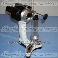 microscope for eye - Top View Slit Lamp Microscope Top Quality ISO and White LED Eye Microscope Nice Price Operating Microscope for Sale LYLS