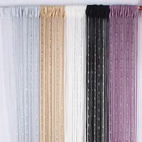 door beads - 5 Set Colors Decoration Strip Bead Curtain For Door Window On Sale