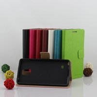 Cheap Cell Phone Cases For Samsung Galaxy Note3 N9006 N9008 N9000 Cell Phone Accessories High quality PU High-grade TPU soft shell Leather cases
