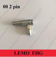 angle connector - LEMO Connector FHG CLAD35 LEMO FHG pin LEMO right angle line plug For the ARRI Mini Audio input