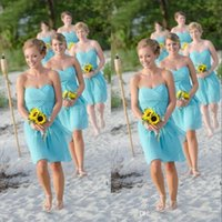 Cheap Short Bridesmaid dresses Best Homecoming party dresses