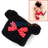 baby track shoes - Minnie Baby Girl Photo Props Costume Crochet Knit Outfit Hat Skirt Pants Shoes order lt no track