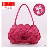 bag vietnam - National handmade exclusive designs of handbags woven bag purse Vietnam Korea s Love large roses bag