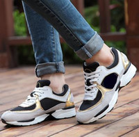 Wholesale 2016 Women Fashion Sneakers Casual Genuine Leather Brand Design Ankle Boots Sport Shoes cc