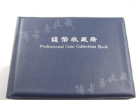 album insert - professional coin collection book coin insert Soft cover World coin collector coin holders protection album