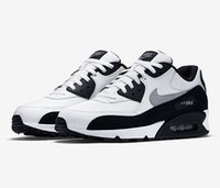 prices shoes - Men s Nike Air Max Essential Running shoes White Black Women s Trainers Factory price sports shoes outdoor sneakers