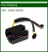 Wholesale New Motorcycle Regulator Rectifier For Suzuki DRZ400 DR Z400 DRZ D00 order lt no track