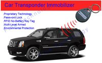 Cheap brand new free shipping RFID key fob transponder immobilizer car alarms anti-theft auto-arm