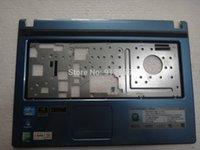 acer laptop shell - New Original Inch Laptop C Shell For Acer G Plamrest Base Cover Bottom case Keyboar Bezel with TouchBoard RZ03