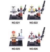 admiral star wars - Big discount Star Wars Yoda Sith Trooper Admiral Ackbar Building Blocks Minifigure Legoland Model Bricks Toys Figures sets with opp bag