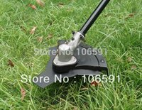 brush cutter - 220v w hand push cleaner electric wheel brush grass cutter trimmer handle mower