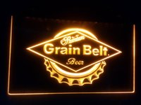 beer grains - b Grain Belt beer bar pub club d signs LED Neon Light Sig