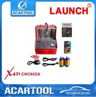 fuel injector cleaner tester - Launch Cleaner Injector Original Launch CNC A Fuel Injector Cleaner and Tester Extra
