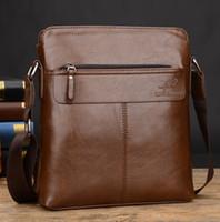 Wholesale hot selling Good quality business briefcase for man fashion men shoulder bag