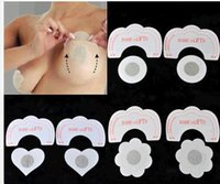 nipple tape - 2015 cheap fashion Invisible Tape Boob Enhancer Nipple Cover Pad Breast Lift Up Bra Pasties Sticker Women s Lingerie Intimates