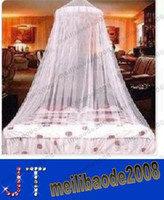 Wholesale night mosquito netting Net Good Sleeping Graceful Elegant Summer Bed Curtain Netting Canopy MYY14956