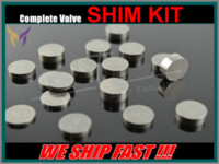 Wholesale Hot Motorcycle Engine Parts Adjustable Valve Pad Shims mm Complete Valve Shim Kit Cams includ
