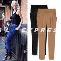 best womens khaki pants - Best Price PC Womens Lady Girls Harem Pants Harem Trousers Pencil Chiffon Pants Skinny