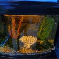 Wholesale 1PC Underwater Fish Tank Aquarium Decor Home Colors LED Tube Bulb Light Lamp US Plug