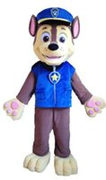 Wholesale 2015 New Arrival AM0621 adult cartoon character patrol marshall dog mascot costume party dress