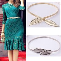 ally gold - new fashion hot ally gold silver leaf belt belly chain jewelry Infinity gift for women girl