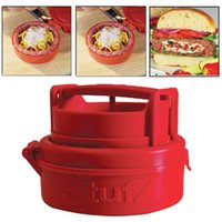 Wholesale Latest Barbecue Novelty Households Kitchen Cooking Meat and Poultry Tools Hamburger Maker Press Machine