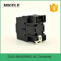 Wholesale CJX2 ac contactor A P NC telemechanic contactor V electrical contactor direct sale with CE certificate
